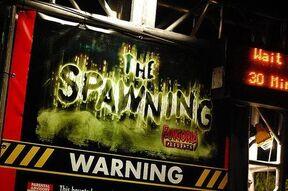 Spawning Sign