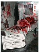 Body Collectors Bloody Room