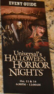 HHN 17 Movie Villains Event Guide