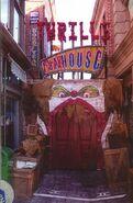 Fearhouse Facade