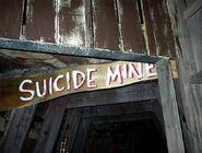 HHN XIV Suicide Mine