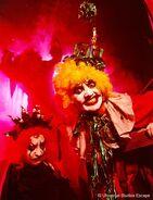 HHN Orlando Clown