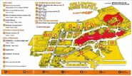 HHN 1999 Map