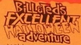 Bill and Ted 1992 Logo
