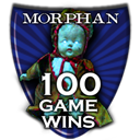 Morphan-100-wins