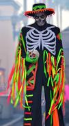 Esqueleto Muerte Stiltwalker 1