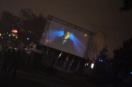 Horrorwood Die-In Usher Screen