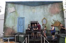 Blumhouse Facade