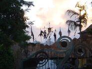 Terra Gate Impaled Bodies