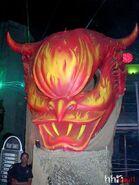 HHN 2001 Fiery Head