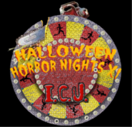Halloween Horror Nights I C U