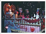 HHN 1998 Bride of Chucky