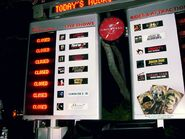 HHN 2007 Attraction Times