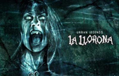 halloween horror nights orlando attraction urban legends la llrona urban legends la llorona