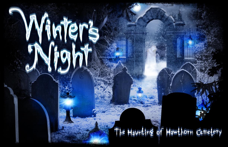 winter's night: the haunting of hawthorn cemetery | halloween horror