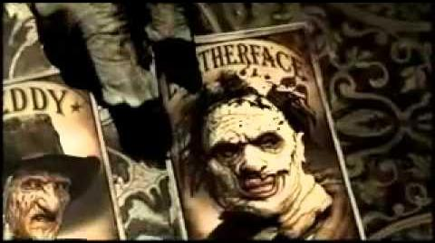 Halloween Horror Nights XVII Commercial (Uncut)