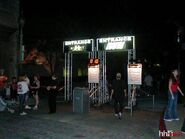 The Mummy Returns Run Entrances