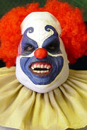 Terror Tram Clown