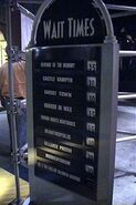 HHN 2004 Wait TImes