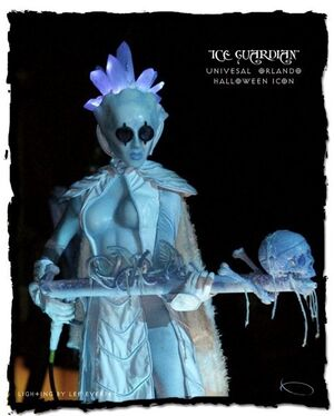 Ice Queen Icon