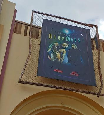 The Horrors of Blumhouse (Orlando 2018) | Halloween Horror