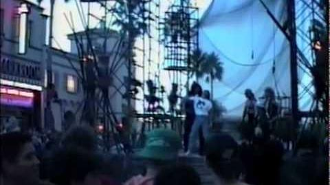 The original Fright Nights at Universal Studios Florida 1991