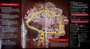 Uss universal studios singapore halloween horror nights map