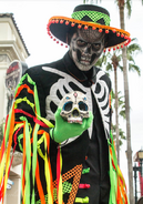 Esqueleto Muerte Stiltwalker 6