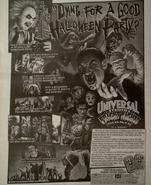 Fright Nights Newspaper