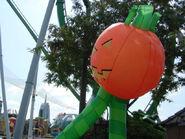 HHN 2002 Pumpkin