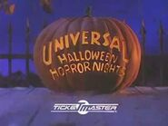 Universal Halloween Commercial