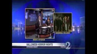 Halloween Horror Nights XX 2010 Icons Interview