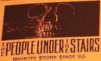 People Under the Stairs Logo