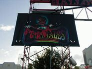Scary Tales Sign
