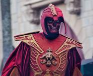 Red Skeleton Knight