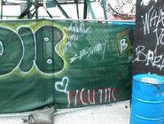 HHN XIV Fright Yard Graffiti 11