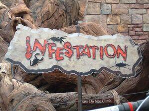 Infestation Sign
