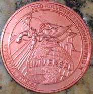 HHN X Pink Parade Coin Back