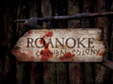 Roanoke: Cannibal Colony