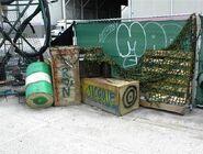 HHN XIV Fright Yard Graffiti 5
