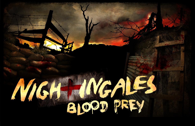 Nightingales: Blood Prey | Halloween Horror Nights Wiki | FANDOM ...