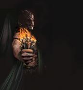Fear Burning Wood 1