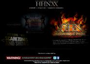 HHN 2010 Website HHN 20 Years of Fear