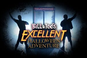 Bill and Ted's Excellent Halloween Adventure