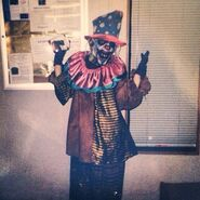 HHN IX Clown