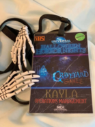 Graveyard Games Operation Management Tag