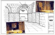 HHN 1997 UMOH Concept Art