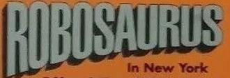 Robosaurus Logo 2