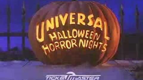 Universal Studio Halloween Horror Nights Pepsi Ad