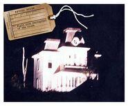 Psycho House Nighttime Photo 1993